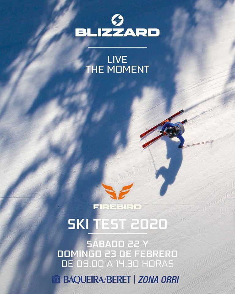 Test Blizzard